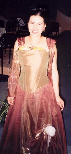 """2003 - Prezentator la Festivalul """"Maria Tănase"""""""