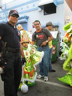 Carnaval en la vega