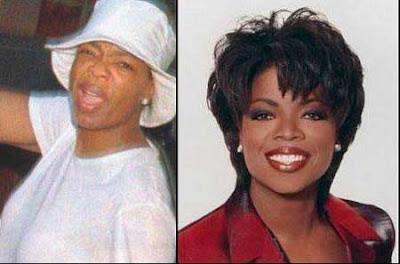 Oprah Winfrey 2013 No Makeup Oprah Winfrey W...
