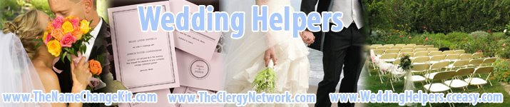 Wedding Helpers - Wedding Tips   Marriage Ceremony