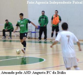 8aff45cafd Independente Futsal O que mais lhe chama a atenção nos times europeus   Cleber O profissionalismo