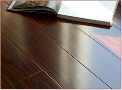 12.3 MM Piano Finish Laminate Floors