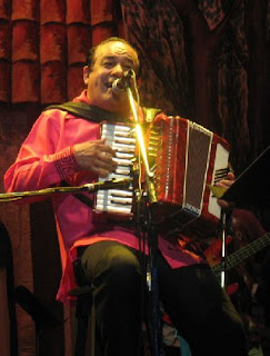 ... uno de los mejores compositores y compiladores de la música regional