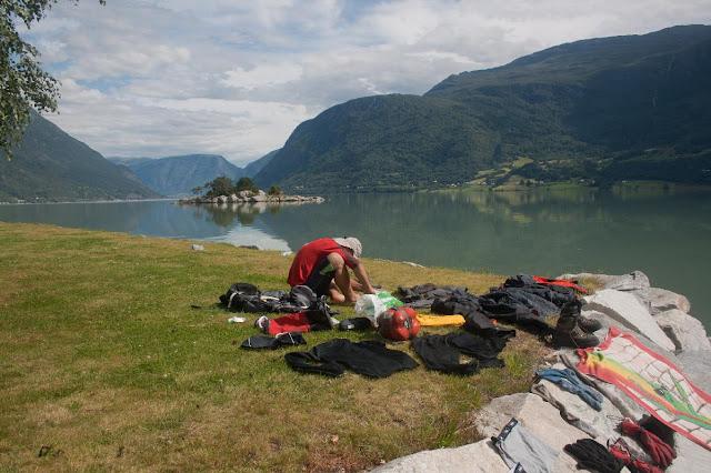 Muerte En La Montana Parte 5: Todo Cazos: Noruega: Turismo, Escalada Y Montaña. Parte II