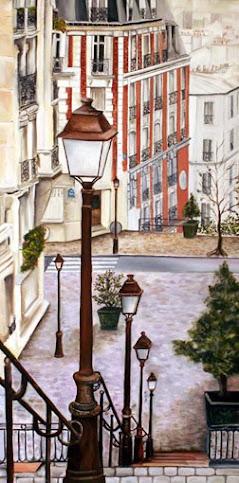 Descente de Montmartre