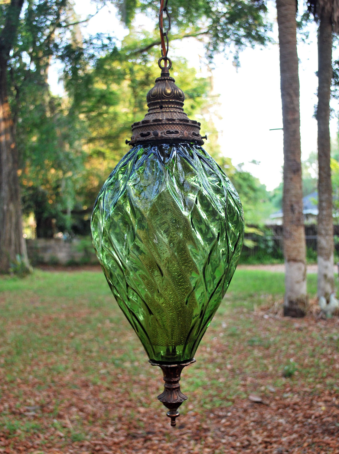 How To Make A Hanging Lamp Shade