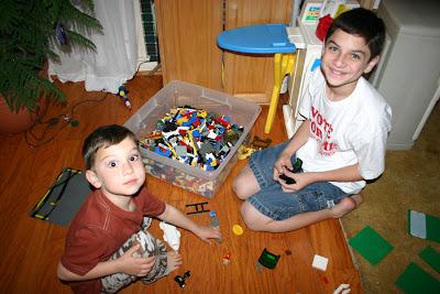 Legos what fun