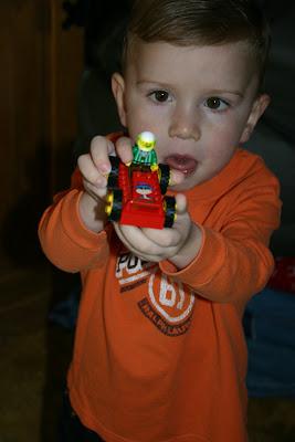 Look at my Lego Car