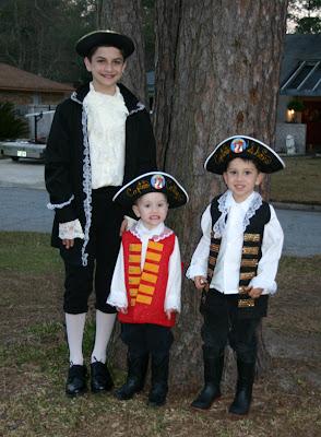Feb Costumes
