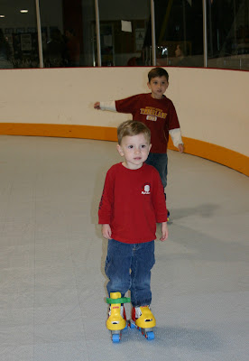 Skate with me please! thats what Colby begs for Shane to do