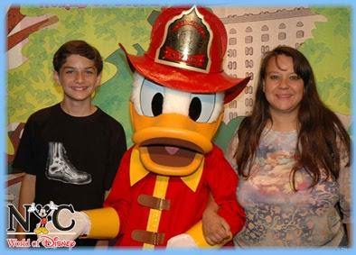 Donald the Fireman
