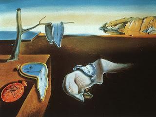 The Persistence of Memory, c.1931 por Salvador Dali
