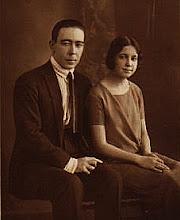 Pepe Fabián y María Virgen Roggero
