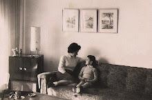 tia Nena y yo...