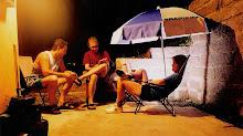 Noite no Farol de Santa Marta