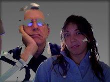 Don Elifas de Toscana y Cabrera con su hija major
