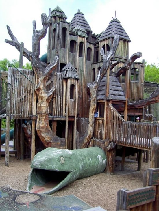 Just Cool Pics: Unique And Creative Playgrounds