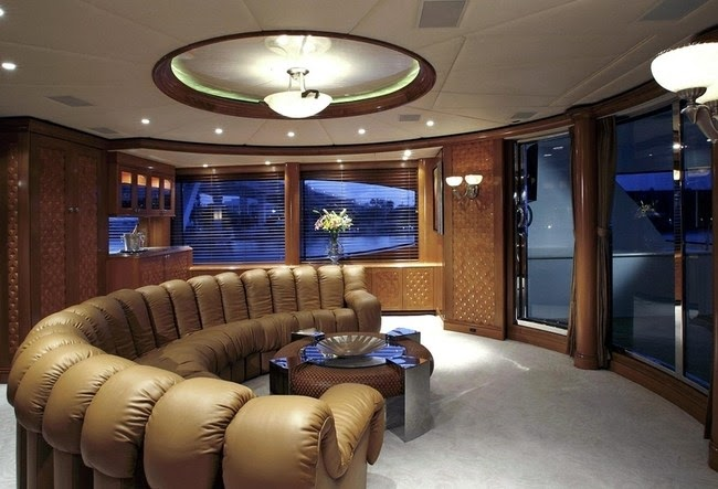 Just Cool Pics Interiors Of Mega Yachts