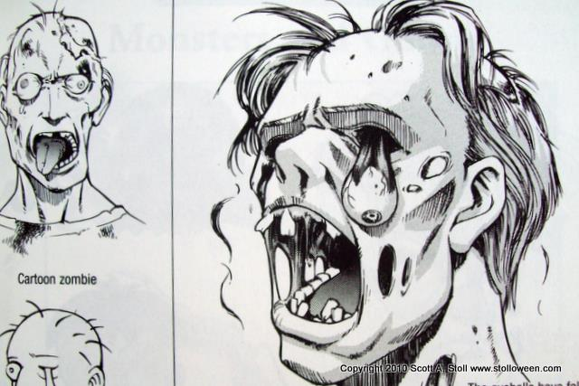 Scotty ART: Library: Manga Occult and Horror