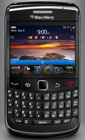 My-Mobile Review~: BlackBerry Bold 9780
