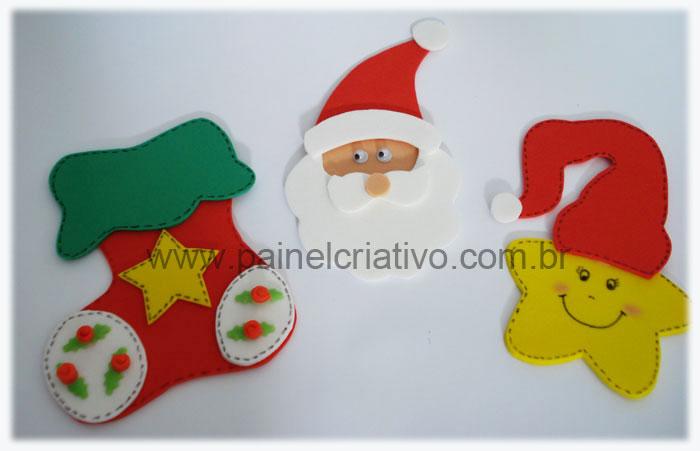 catequese infantil s u00e3o josé Operário enfeites de natal em eva -> Decoração Em Eva Natal