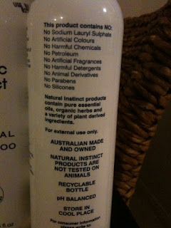 MsCHIKEE: New Love: Natural Instincts Hair care