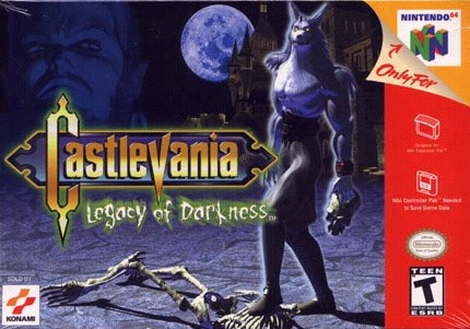 CASTLEVANIA LEGACY OF DARKNESS