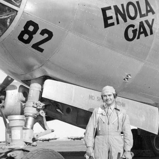 Enola Gay - Wikipedia, la enciclopedia libre