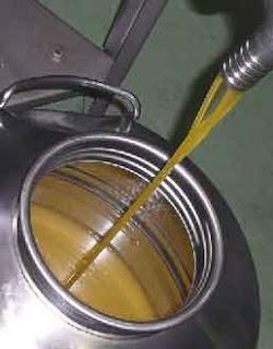 frangitura olio di oliva extravergine