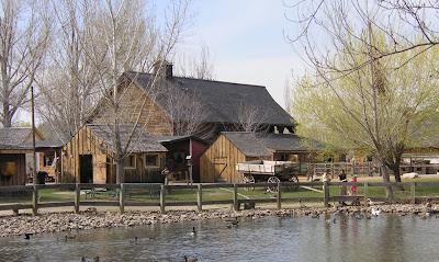 Wheeler Farm in Murray Utah
