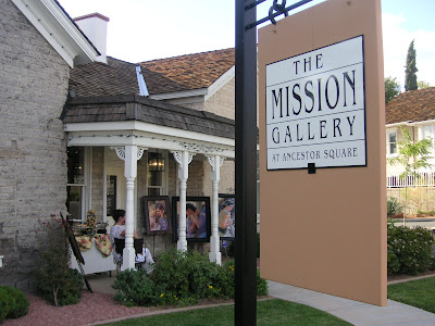Photo of The Mission Gallery in St. George Utah
