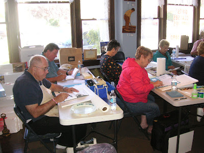 Watercolor Painting Workshop by Roland Lee at A Passion for Painting Gallery in St. George, Utah