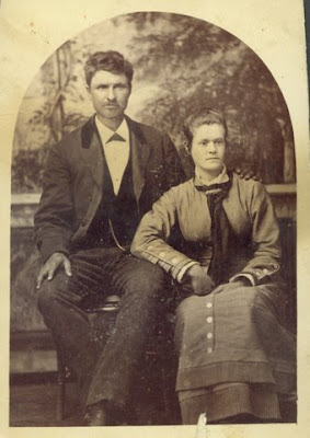 David Keele and Eliza Jane Geary