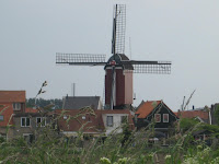 Windmill at Oud Vossemeer