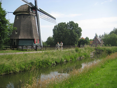 Photo of Holland windmill
