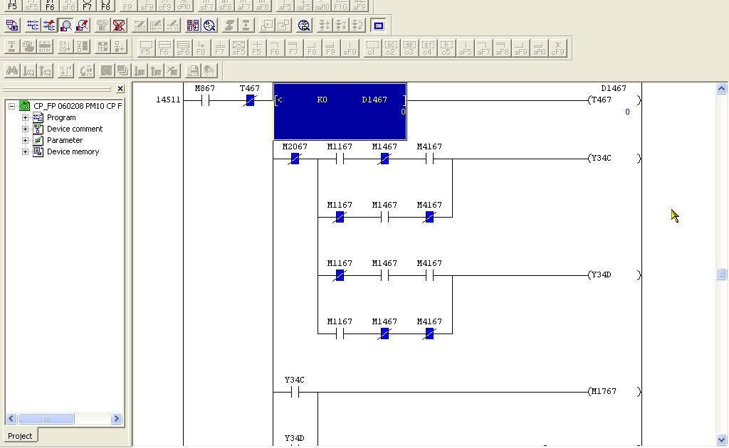 Mitsubishi Gx Developer Programming Manual