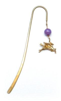 Pegasus Horse Bookmark