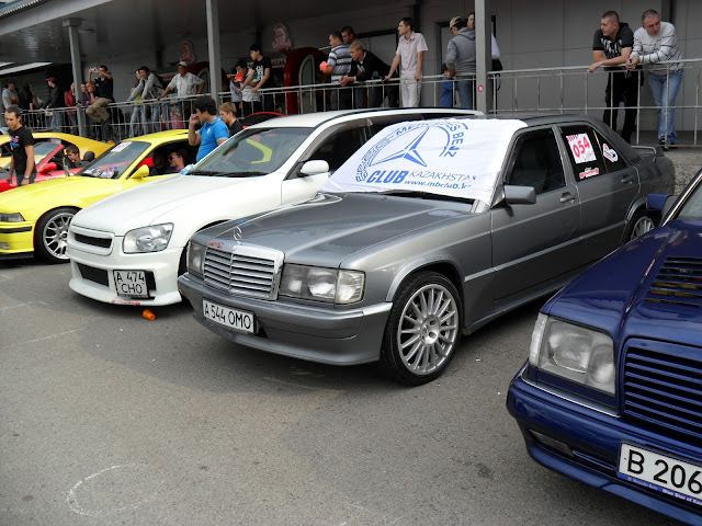 mercedes benz 190e w201 amg on carlsson rims benztuning. Black Bedroom Furniture Sets. Home Design Ideas