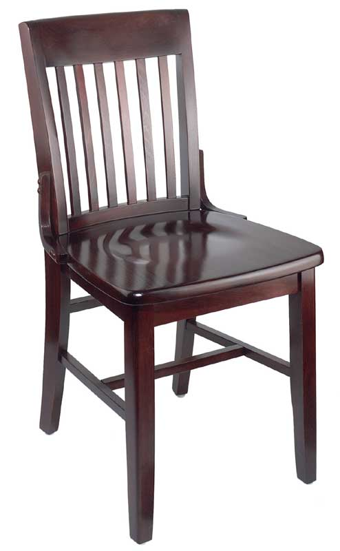 Antique wooden office chair - Wooden office chair furniture