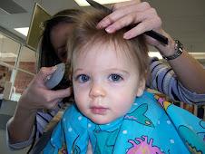 Ethan's 1st Haircut