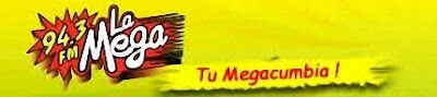 Radio La Mega 94.3 FM - Lima, Perú