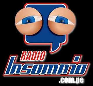 Radio Insomnio, Lima, Perú, en vivo