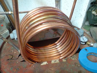 Calefaccion casera le a abocardadores aire acondicionado for Calderas de lena para radiadores de agua