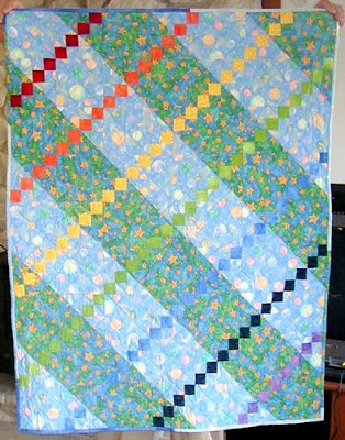 unique baby quilts