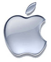 Logo de la empresa Apple