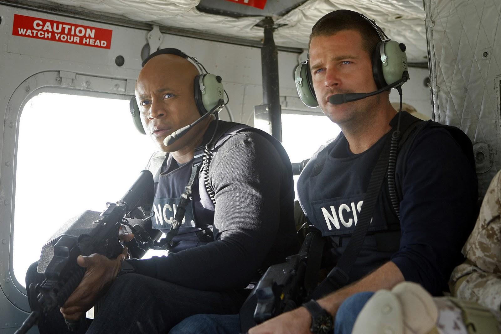 Ncis La: NCIS Los Angeles FAN: April 2011