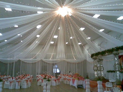 ceiling draping on pinterest wedding ceiling decorations wedding ceiling and ceiling draping. Black Bedroom Furniture Sets. Home Design Ideas