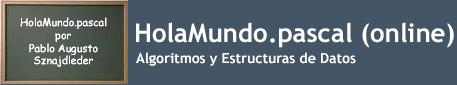 HolaMundo.pascal (online)