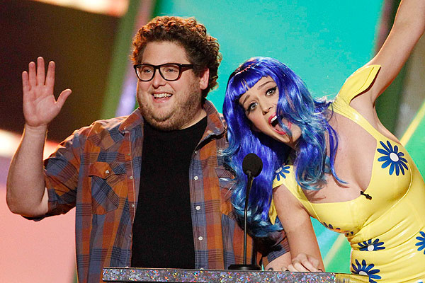katy pretty with jonah hill