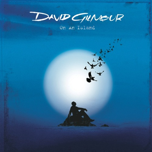 david gilmour on an island cover